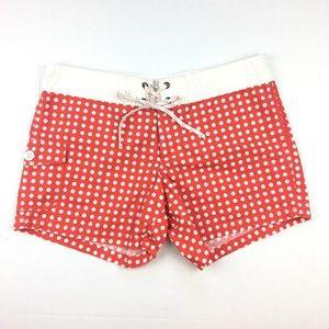 J. Crew Polka Dot Board Shorts 2
